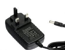 POWER SUPPLY MAINS ADAPTER AC/DC ADAPTER 12V 2A UK FOR LED STRIP